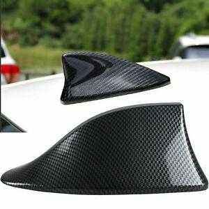 Suit For Suzuki Swift SX-4 Amazing Car Aerials Antenna Carbon Fiber Face Cover