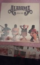 ALABAMA JUST US LP 1987 BMG RCA RECORDS Vintage Sealed