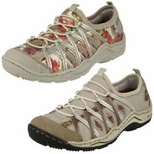 Rieker Lace Up Casual Flats for Women