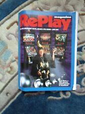 coin-op Amusements June 2000 REPLAY MAGAZINE:vol 15 number9