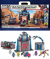 New KRE-O Transformers - AUTOBOT COMMAND CENTER - A5412 Shockwave ARCEE Ratchet