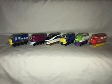 Lot Of 6 Chuggington Diecast Trains Ludorum Learning Curve