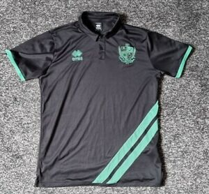 Port Vale FC Errea Polo Shirt Training Shirt Large
