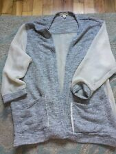Urban Outfitters Silence And Noise Size Small Gray Cardigan
