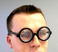 Gagbrille / Gag Brille, Blödel, Fasching, Depp, Scherzartikel, Spaßbrille Nerd