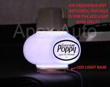 24v WHITE LED Light Base for Gracemate Poppy Air Freshener Truck Lorry Bus Coach