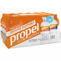 Propel Immune Support Zero Sugar Variety Pack (16.9 fl. oz., 24 pk.) 2 Flavors