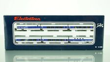 Electrotren Amtrak Talgo Pendular 200 Train set N scale
