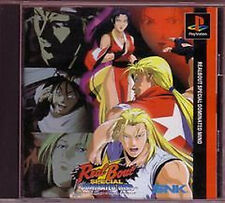 REAL BOUT FATAL FURY SPECIAL Dominated mind PS Japan
