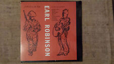 Earl Robinson – A Walk In The Sun - And Other Songs And Ballads  - Lp SEALED