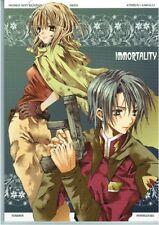 Gundam Seed Destiny doujinshi Athrun x Cagalli Immortality Tenshin Monogatari