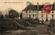 CPA  Brest - Fautras - Artillerie Coloniale  (384234)