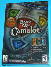 Dark Age of Camelot - PC / Platinum Edition