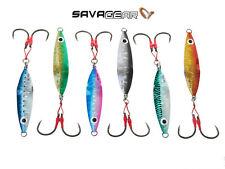 Savage Gear Needle Jig 19cm 80g Sea bait Saltwater Lure COLORS NEW 2020