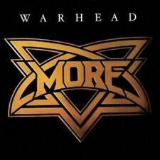 MORE - WARHEAD (LIM.COLLECTOR'S EDIT)  CD NEU