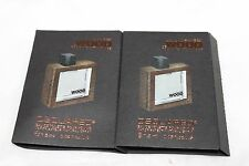 Dsquared2 He Wood Rocky Mountain Wood EDT POUR HOMME 1.5 ML CARD SPRAY SET OF 2