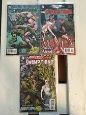 Swamp Thing DC Comics The New 52! – Heft 10-12 englisch