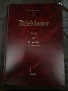 """RoleMaster """"Buch der Schwerter"""" von Laurin"""