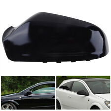 Left Side Mirror Cover for OPEL Astra Coupe/Saturn Astra Hatchback Glossy Black