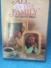 ALL IN THE FAMILY the collectors edition Gloria Pregnant, Lionel, Hippies Visit
