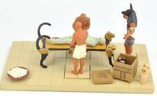AEGD 001-MUMMIFICATION RITUAL RITUAL MOMIFICACION EGIPTO 7 PCS DEL PRADO