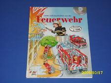 Lieder und Geschichten von der Feuerwehr - Buch und CD