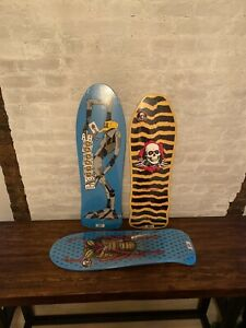 Ray Barbee Powell Peralta Skateboard Deck Re-issue