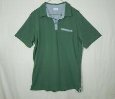 Columbia Sportswear Golf Short Sleeve Polo Shirt ADULT MEDIUM Mens Clothing