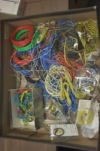 15175# Konvolut Kabel Stecker etc