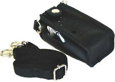MITEX LEATHER CASE FOR MITEX 446X2, GENERAL XTREME, DMR HANDHELD TWO WAY RADIOS