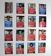 SL Benfica Calendars 1987 Team 16 Pocket Calendar Football Diabos Vermelhos Fans