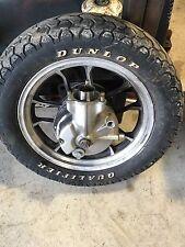 1984 Honda VF700 Rear Wheel Tire With Final Drive Assembly