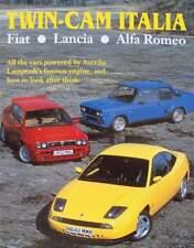 BOEK/LIVRE/BOOK : TWIN CAM ITALIA - FIAT - LANCIA - ALFA ROMEO (oldtimer,ancetre