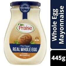 Praise Whole Egg Mayonnaise 445g
