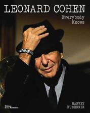 Leonard Cohen   everybody knows Kubernik  Harvey Occasion Livre