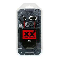 BRAND NEW JVC HAFX1X HA-FX1X XTREME XPLOSIVES XX Black Earphones Headphones.FX1