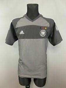 GERMANY AWAY SHIRT DEUTSCHLAND FOOTBALL SOCCER JERSEY ADIDAS SIZE XL