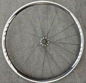 Shimano WH-R550 (700c)   20 holes   shimano 10s   622x14 mm   Rear wheel