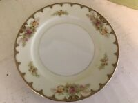 "Vintage Royal Embassy China Lincoln 6"" Bread Plate"
