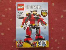 LEGO Creator – Roboter 5764 , 7-12 Jahren