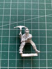 Warhammer Mordheim Empire Imperium Road Warden Mounted Metall Rare Unused OOP