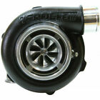 Aeroflow BOOSTED 5455 .83 Turbo 340-650HP Black,V-Band Inlet/Exhaust Flanges
