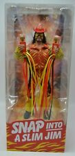 SDCC 2019 Mattel WWE Macho Man Randy Savage Slim Jim Wrestling Action Figure New