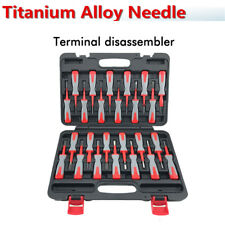 25 Pcs Professional automotive connector terminal release set Hand tool with Box