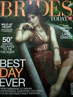 Brides Today India April 2019 Jacqueline Fernandez Karl Lagerfeld