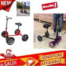 hoverbike accessorio, hoverbike Hoverkart BICI PER OVERBOARD SEDILE MANUBRIO NEW