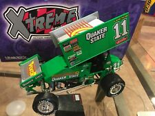 Steve Kinser 1998 Quaker State Action 1:18 Scale Diecast Sprint Car