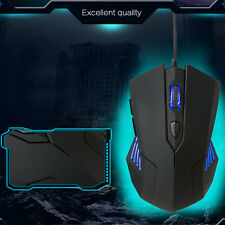 6D LED Optical USB Wired Gaming Mouse Mice For PC Laptop LOL RAZER WOW CF CS