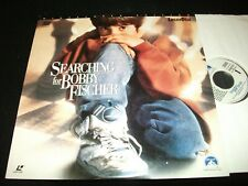 "SEARCHING for BOBBY FISCHER<><>12"" Laserdisc<>PARAMOUNT LV 32673-WS**NM**"