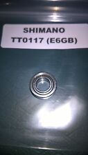 SHIMANO REEL BEARING. PART REF# TT0117,RD0026 & BNT0807. APPLICATIONS BELOW